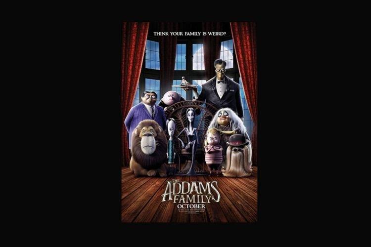 Sambut Halloween, The Addams Family Tayang Hari Ini, Cek Sinopsinya
