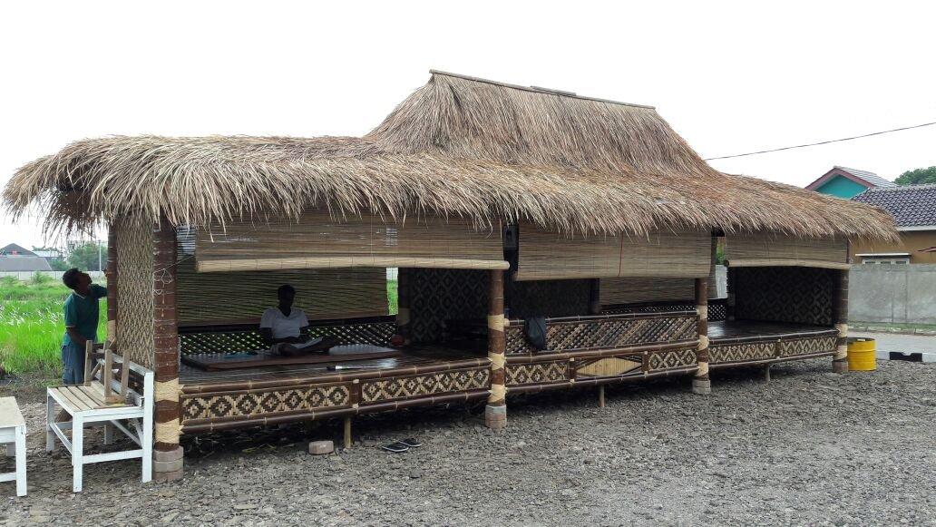 Saung Bambu Wulung di Kudus Sediakan Menu Andalan Gurame