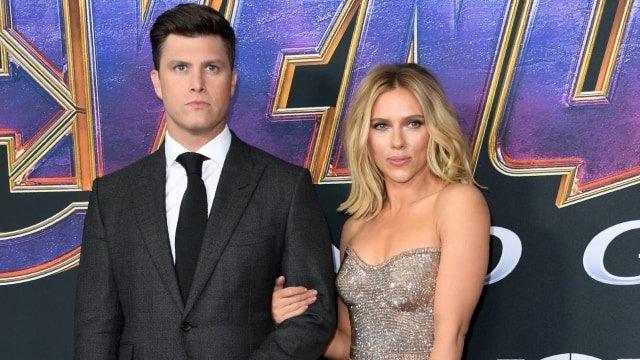 Scarlett Johansson dan Colin Jost Menantikan Kelahiran Anak Mereka