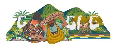 Sejarah Noken Papua Yang Muncul di Google Doodle Image Hari Ini 4 Desember 2020