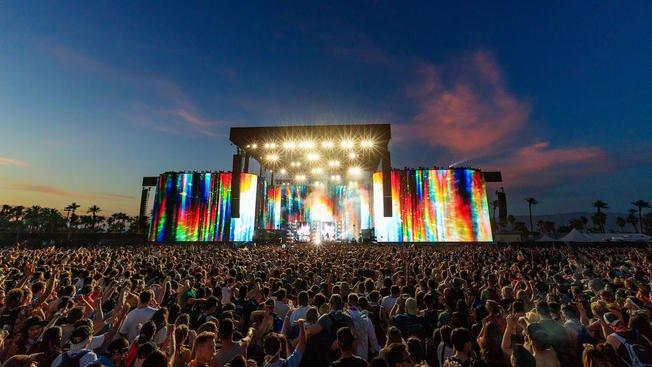 Sejarah dan Fakta Festival Musik Coachellla