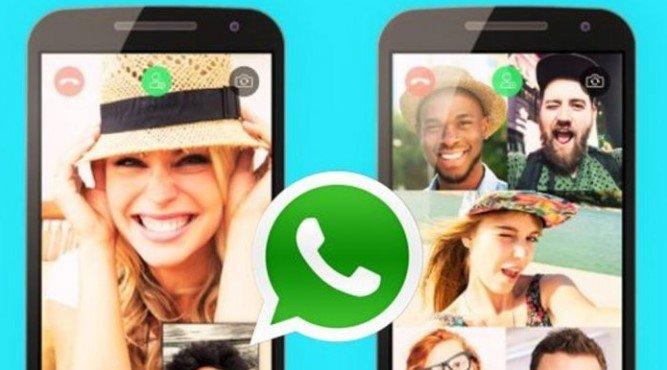 Sekarang, Video Call di WhatsApp Bisa Ngerumpi Bareng Temen - Temen