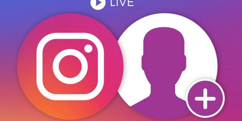 Sekarang Live Instagram Bisa Dilakukan Dengan 4 Akun Sekaligus