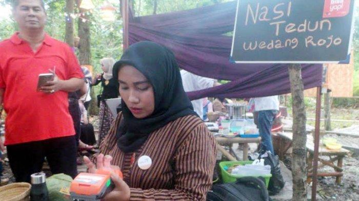 Serunya Kulineran di Pasar Semarangan Tinjomoyo