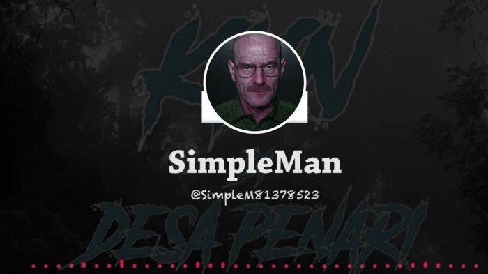 SimpleMan, Sosok Pengarang KKN di Desa Penari dan Cerita Horor Lainnya