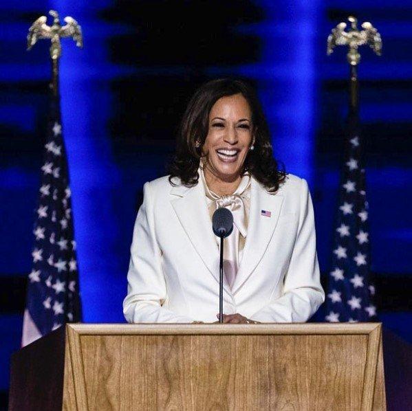Sosok Kamala Harris, Wakil Presiden Wanita Pertama di AS