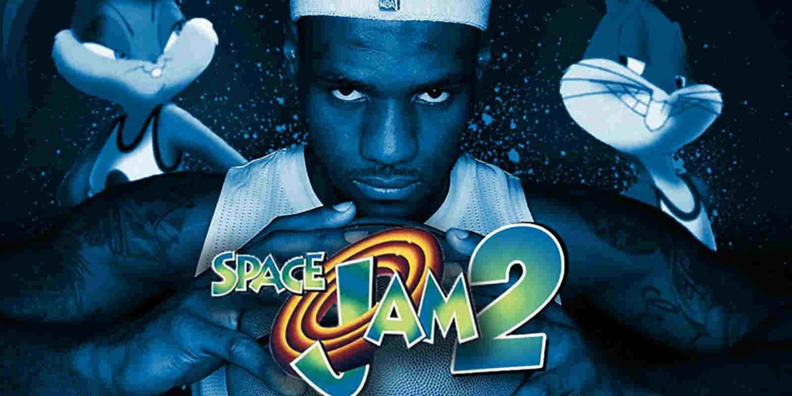 Space Jam 2 Munculkan Gambar LeBron James & 3D Bugs Bunny