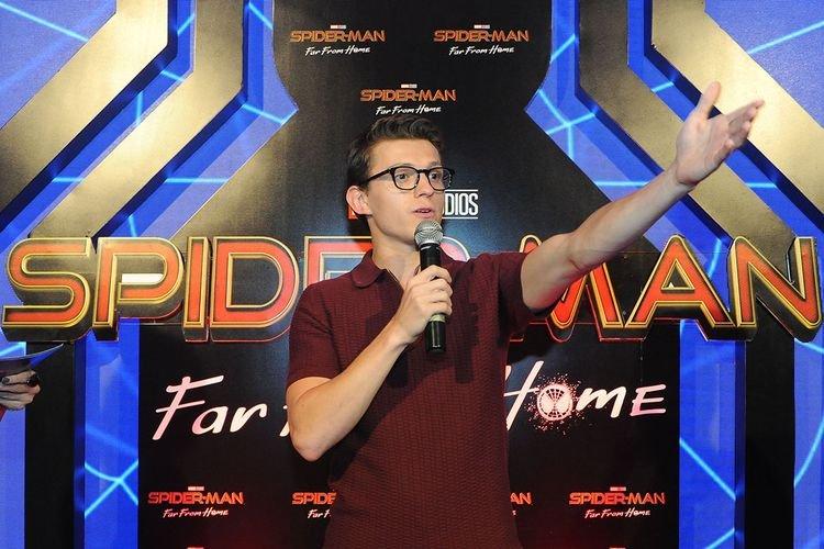 Tom Holland akan kembali memerankan Peter Parker si Spider-Man