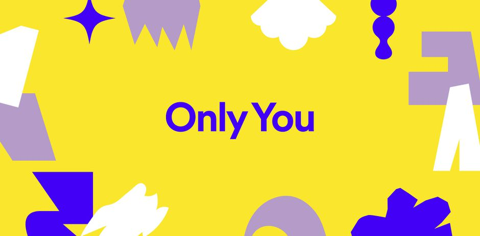 Spotify Meluncurkan Only You