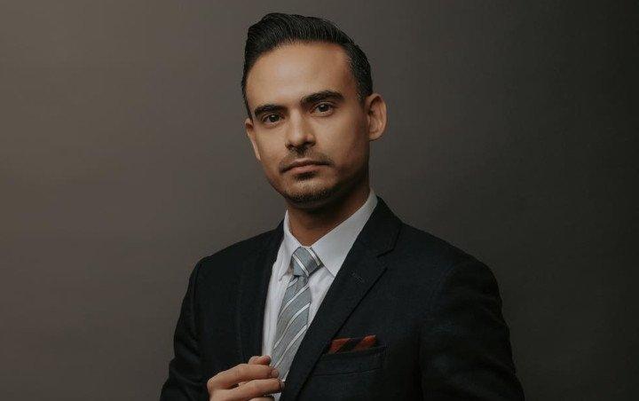 Suami BCL Ashraf Sinclair Meninggal Dunia