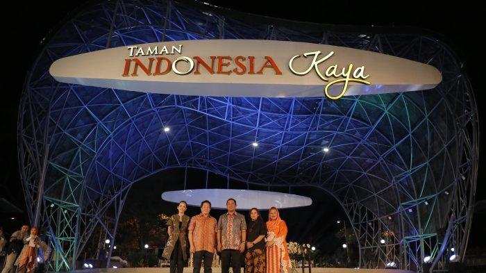 Taman Kaya Indonesia Resmi Disahkan Walikota Semarang