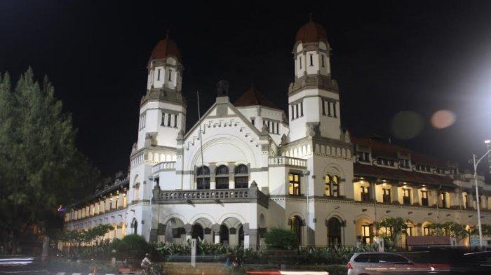 Tempat Wisata di Semarang Ini Terlihat Eksotis Jika Dikunjungi Pada Malam Hari