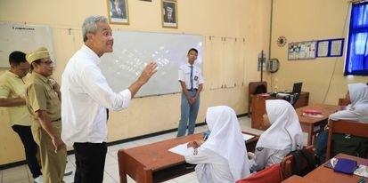 Terapkan Pendidikan Anti Korupsi, Ganjar Terima Apresiasi