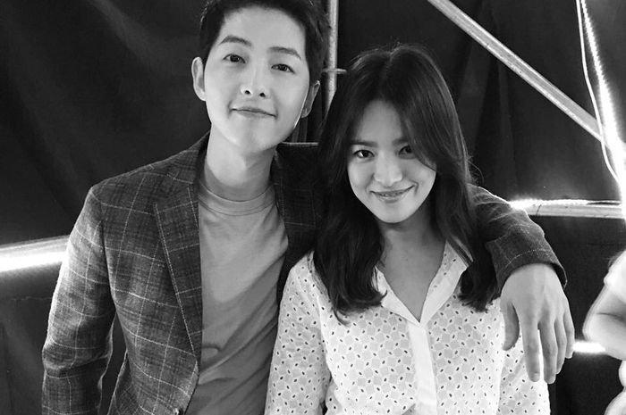 Song Hye Kyo Beberkan Penyebab Perceraiannya dengan Song Joong Ki