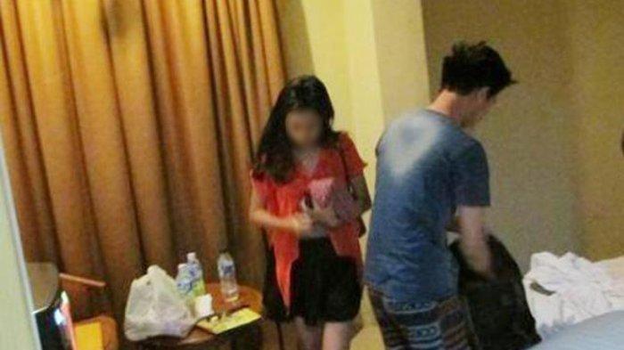 Tertangkap Basah!! Perilaku Dua Oknum Anggota Polri Kedapata Berduaan Di Kamar Hotel