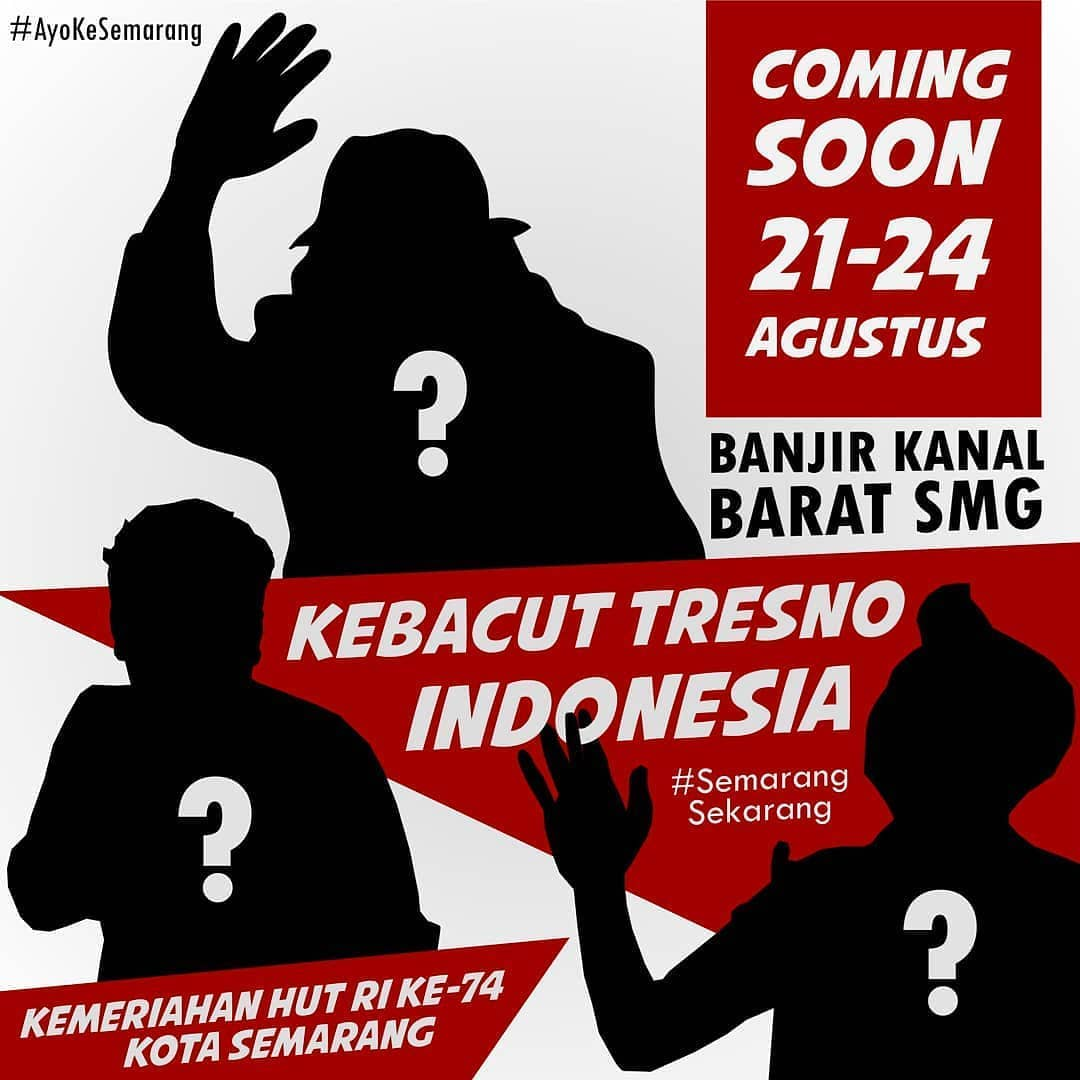 Terungkap, Inilah Artis Yang Mengisi HUT RI-74 Di Semarang