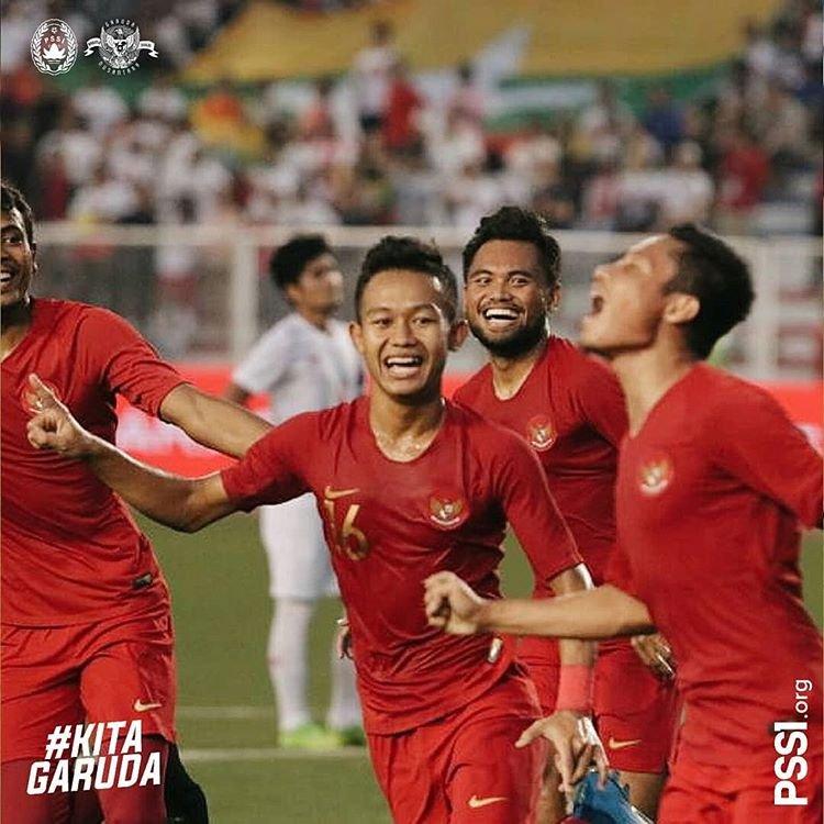 Timnas Indonesia Melaju Ke Final SEA Games 2019 Setelah Menaklukan Myanmar Secara Dramatis