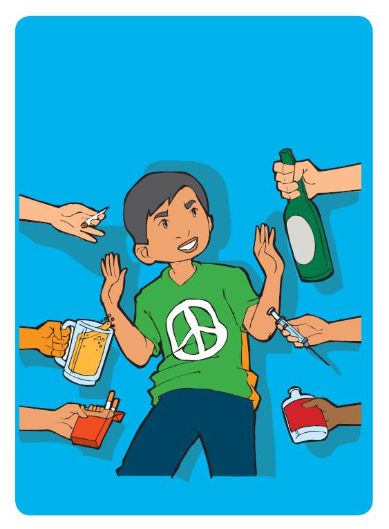 Tips Hindarkan Anak Dari Bahaya Narkoba