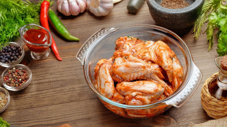Tips marinasi daging ayam