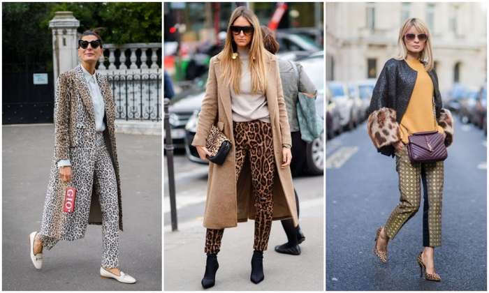 Tips Padu Padan Fashion Item Motif Leopard Agar Stylish