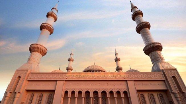 Toleransi Beragama, Nama Masjid Ini Diganti Jadi Maria Bunda Yesus