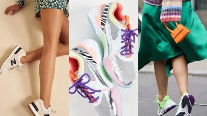 Tren Sneakers 2020 Sudah Rilis, Siapin Budget untuk Berburu Sneakers Trendy Masa Kini