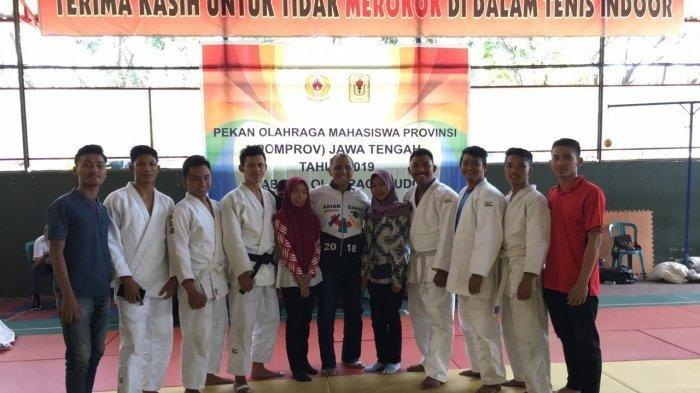 UNS Berjaya, Membawa 6 Medali Dari Cabang Olahraga Judo