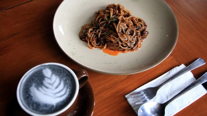 Kuliner Semarang - Valentine Day, Promo Patah Hati di  Moment Coffe and Space