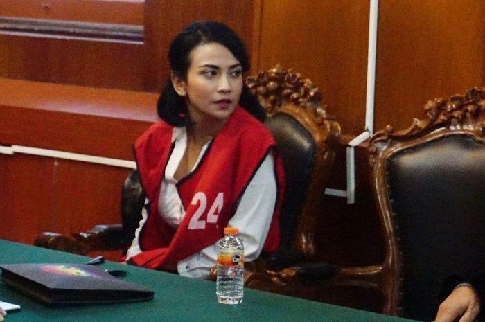Vanessa Angel Minta Jaksa Kembalikan Uang Rp 35 Juta yang Jadi Barang Bukti