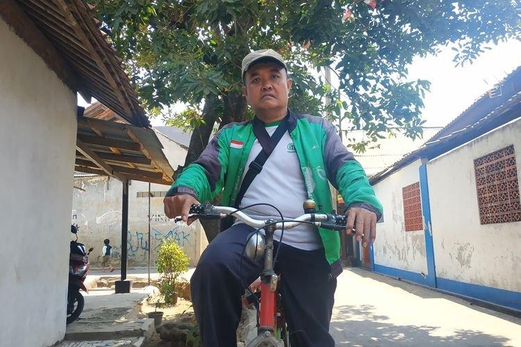 Viral Antar Gofood Menggunakan Sepeda, Gojek Mengapresiasi