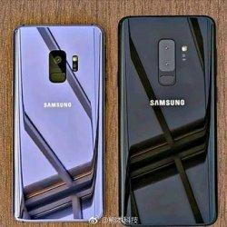 WOW! Berlapis Kaca, Bagaimana Wujud Permukaan Punggung Galaxy S9?