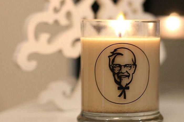 WOW Ada Lilin Aroma Terapi Rasa Ayam, Kira - Kira Gimana Ya?