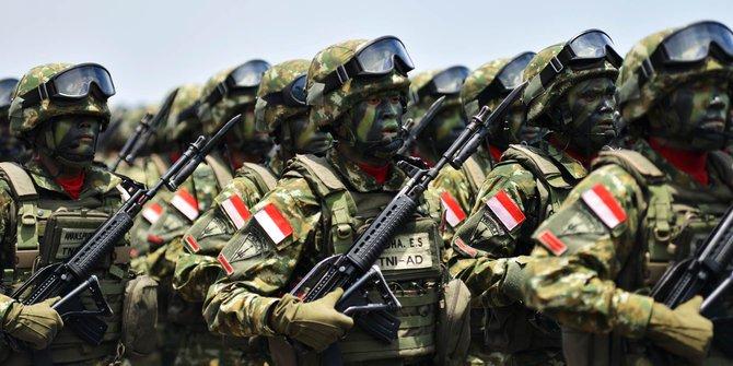 Wah, Kekuatan Militer Indonesia Masuk 15 Terbaik di Dunia!