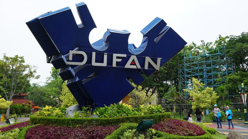 Wahana Ekstrem di Dufan, Manakah yang Paling Menakutkan?