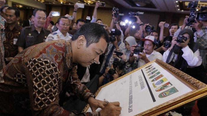 Wali Kota Semarang Luncurkan 72 Bus Trans Semarang Berbahan Bakar Gas