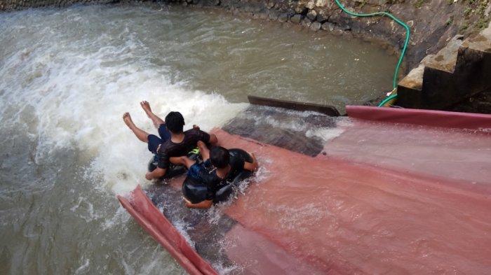 Wisata Jateng - Main Tubing di Desa Wisata Blimbing