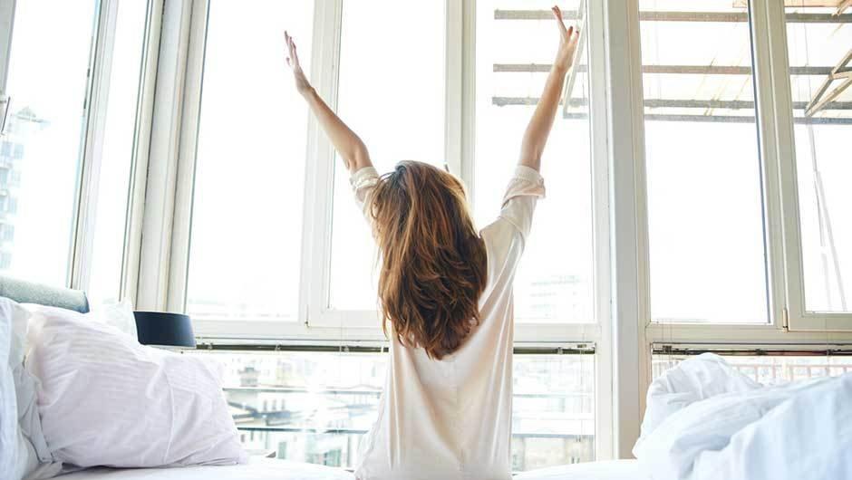 Wow  Teryata Bangun Pagi Punya Banyak Manfaat Bagi Tubuh Kita!