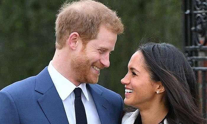 Wow! Kisah Cinta Pangeran Harry dan Meghan Markle  Akan di Filmkan. Penasara? Nonton Yuk...