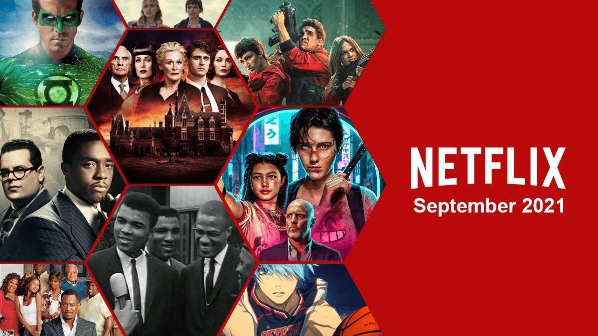 Yang Akan Datang di Netflix 11 - 17 September 2021