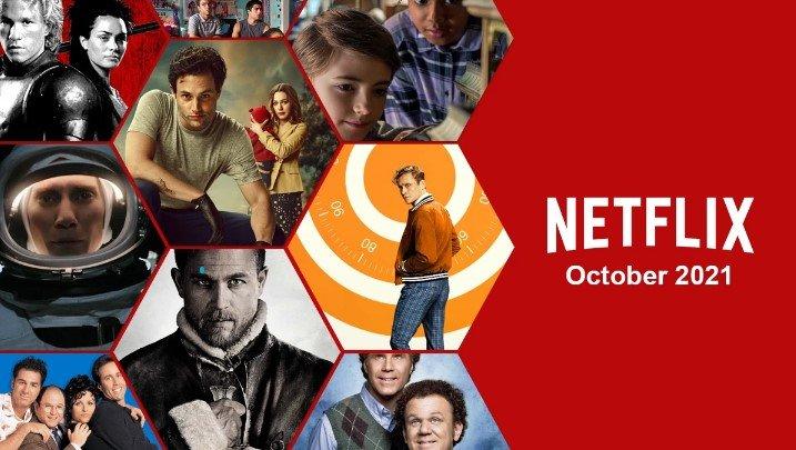 Yang Akan Datang di Netflix 15 - 22 Oktober 2021