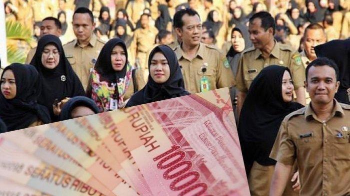 Yey! Kabar Gembira, Gaji Ke-13 PNS, TNI, Polri dan Pensiunan, Sudah Cair Hari Ini.