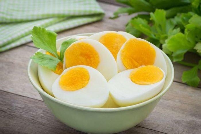 Telur menjadi salah satu makanan yang dapat menangkal penyakit