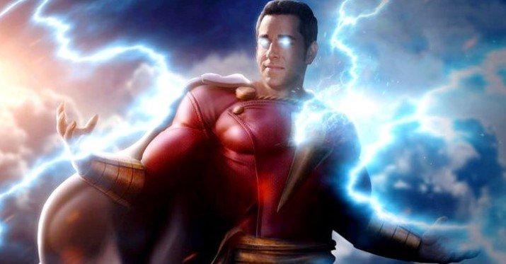 Yuk Mengenal Shazam, Superhero Dari DC Comic Yang Tengah Viral.