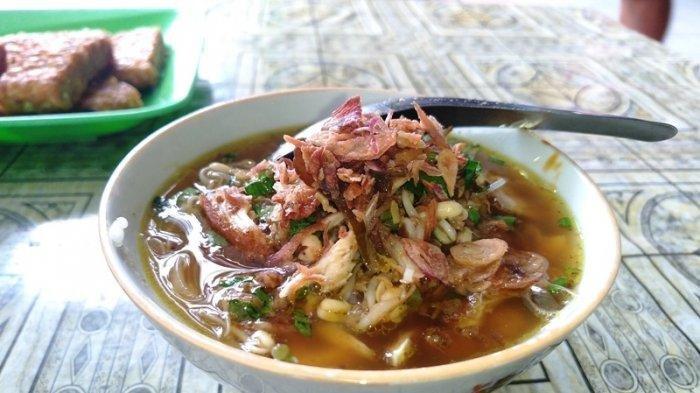 Yuk coba Soto Ayam Bu Nik Pekunden di Semarang, Seporsi cuma Rp 6.000, lho!